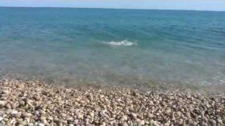 Абхазия. На море